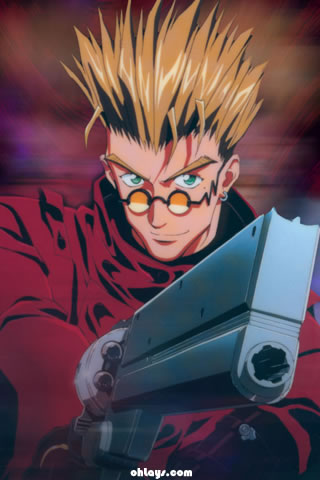 Trigun Iphone Wallpaper 459 Ohlays