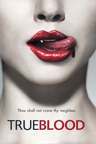 True Blood iPhone Wallpaper