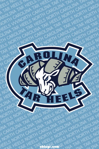 UNC Tarheels IPhone Wallpaper