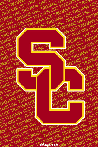 USC Trojans iPhone Wallpaper
