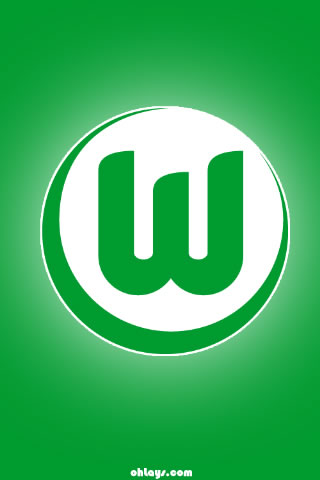 VFL Wolfsburg iPhone Wallpaper