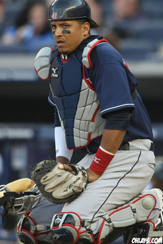 Victor Martinez iPhone Wallpaper