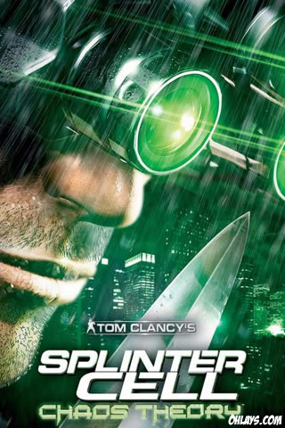 Splinter Cell iPhone Wallpaper
