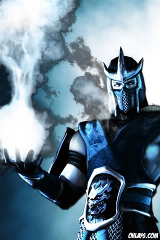 Mortal Kombat iPhone Wallpaper