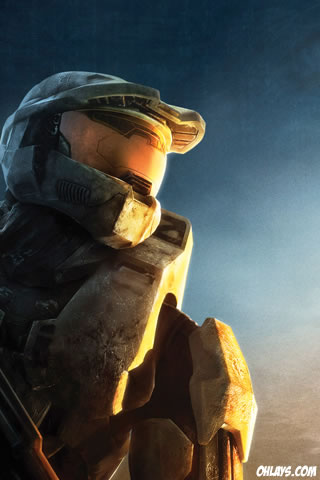 Halo iPhone Wallpaper