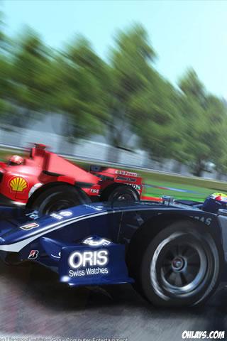 F1 iPhone Wallpaper