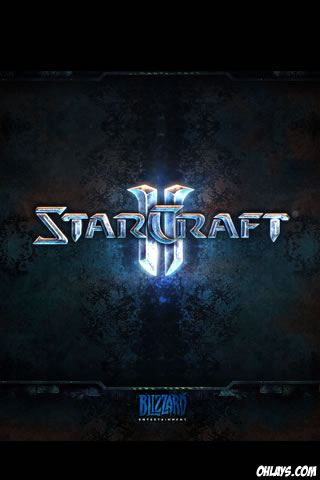 Starcraft iPhone Wallpaper