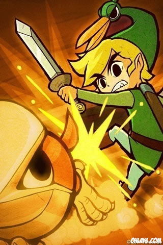 Link iPhone Wallpaper