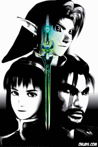 Soulcaliber iPhone Wallpaper