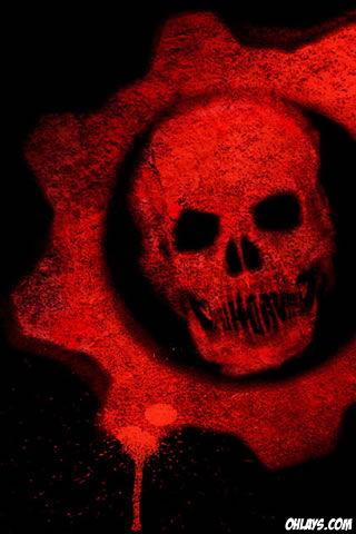 Gears of War iPhone Wallpaper