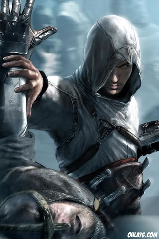 Assassins Creed iPhone Wallpaper
