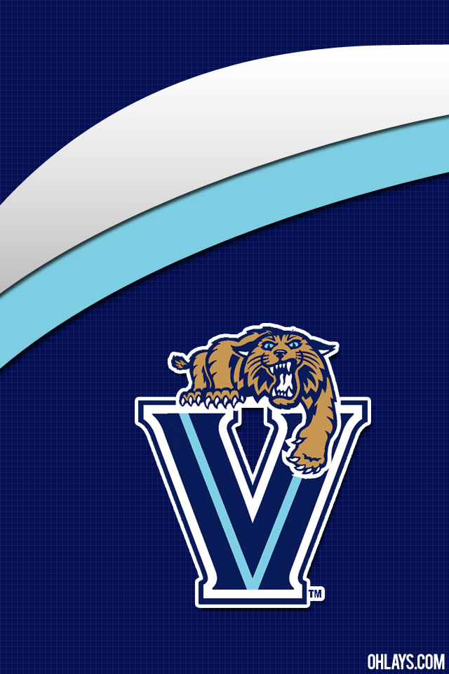Villanova Wildcats iPhone Wallpaper