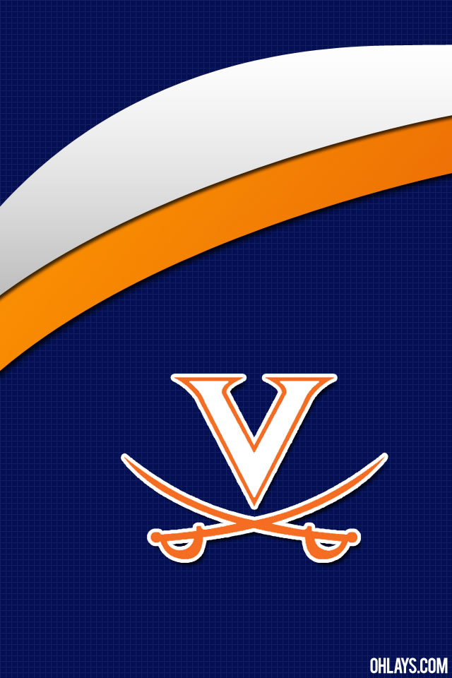 Virginia Cavaliers iPhone Wallpaper