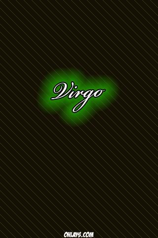 Virgo iPhone Wallpaper