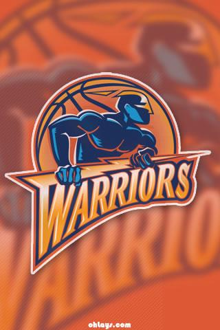 Golden State Warriors iPhone Wallpaper