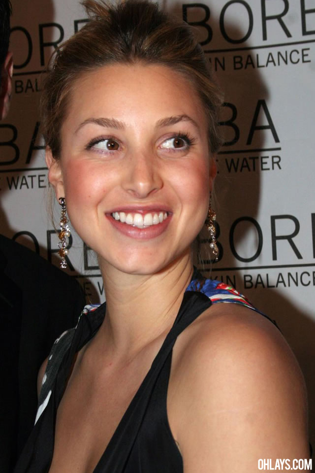 Whitney Port iPhone Wallpaper