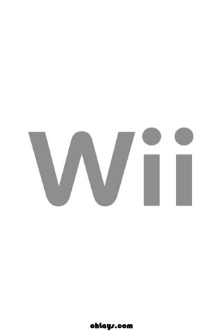 Nintendo Wii iPhone Wallpaper