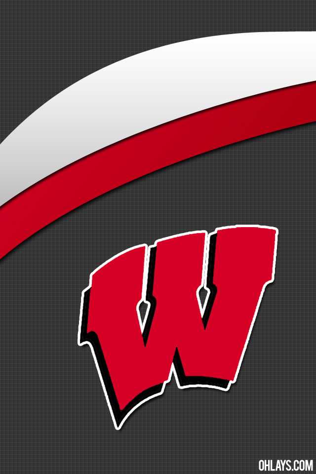 Wisconsin Badgers Iphone Wallpaper 5394 Ohlays