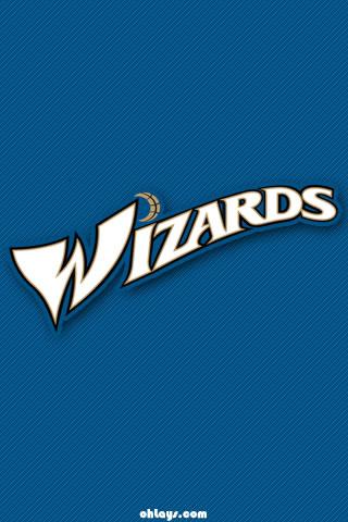 Washington Wizards iPhone Wallpaper
