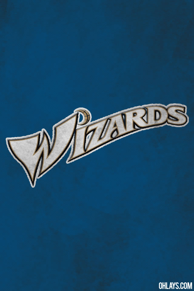Washington Wizards iPhone Wallpaper