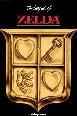 legend of zelda iphone wallpaper 1720 ohlays