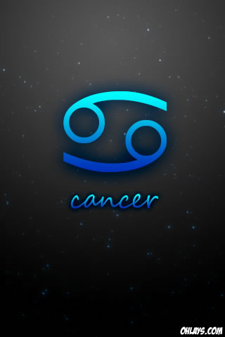 Cancer iPhone Wallpaper
