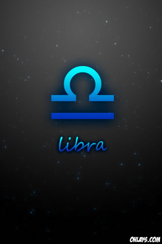 Libra iPhone Wallpaper