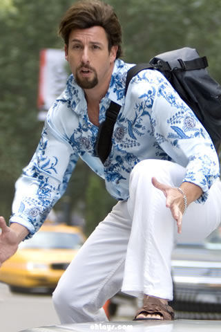 Zohan iPhone Wallpaper