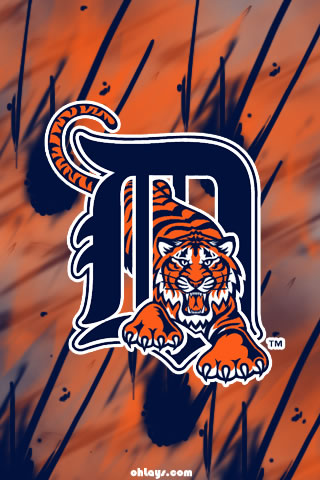 Detroit Tigers Iphone Wallpaper 769 Ohlays